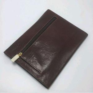 Vantaggio wallet unisex leather